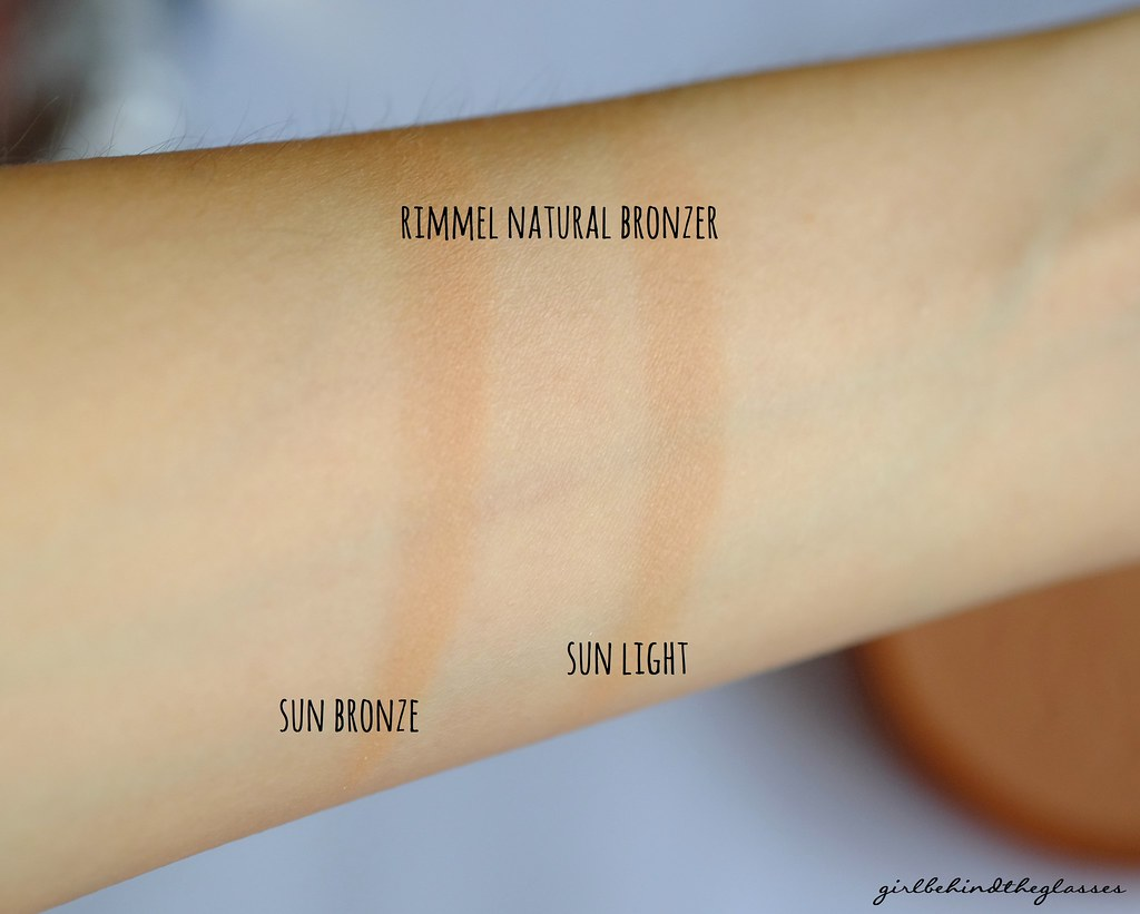 When to use the bronzer